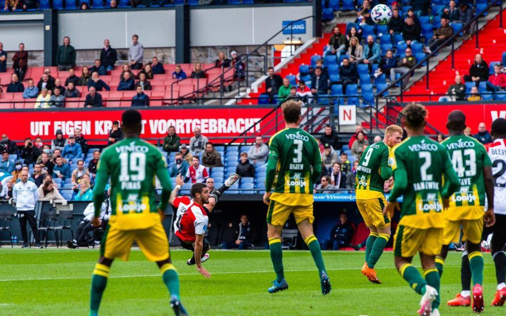 Mirá el espectacular gol de chilena de Marcos Senesi – Bajo Siete Llaves